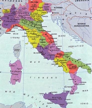 posizionamento sito Castelfranco Emilia