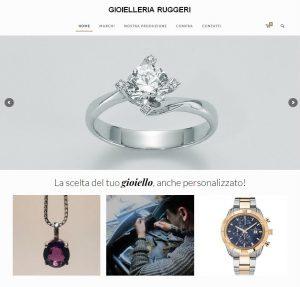 Web Marketing - Siti E-commerce